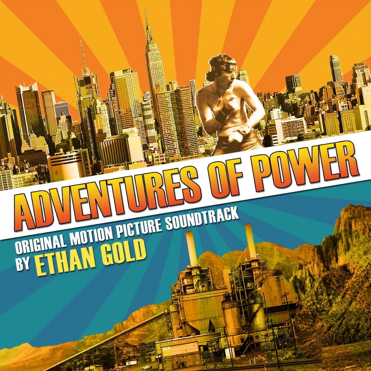 """""""A Little Like You"""" for the film Adventures of Power"""