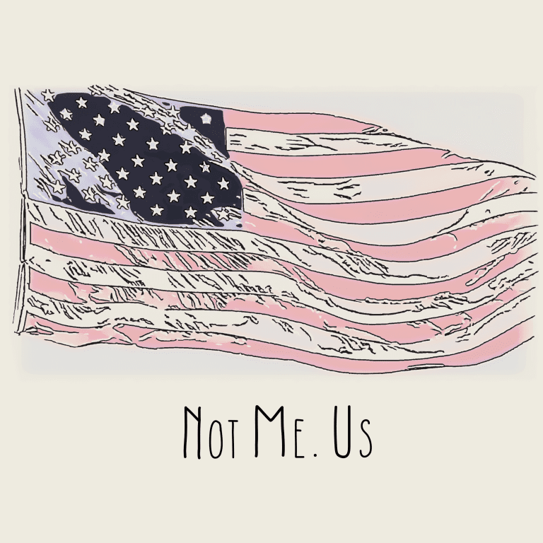 Not Me. Us.